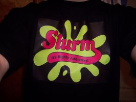 Futurama Slurm T-Shirt by Danix54