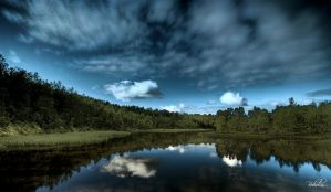 Langvannet II by BoholmPhotography