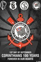 Corinthians 100 years by JLOW00