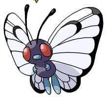 Butterfree by BeardBeyond