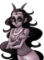 Feferi by SonicRocksMySocks