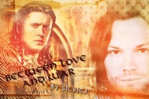 Fic Between Love and War By Shir by shirleypaz