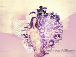 Vanessa Williams by Udavo4ka