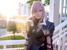 Final Fantasy Lightning Returns Cosplay by AlysonTabbitha