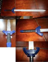 The Master Sword by homerII