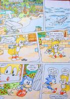 Chaos Impact Page 01 by TheJege12