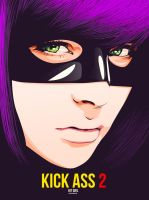 Hit Girl by iPeccatore