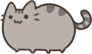 PUSHEEN aka THE CUTE OF CUTENESS by favouritefi