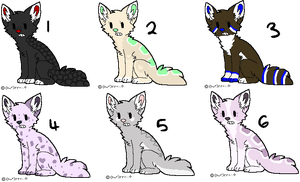 Feline adopts {Open} by Flovvers