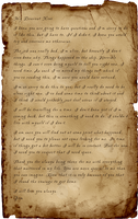 A letter to Nino by Wirls
