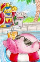 Vacation by Galiexb