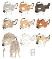 All the deers plus some by Magpieb0nes