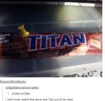 A tack on titan by The--Mad--Russian