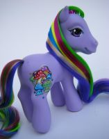 OOAK Custom MLP Shrooms by eponyart