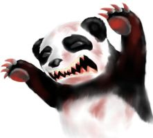 Panda of Death by MikimusPrime