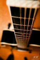 Guitar by MMriPhotography