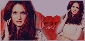 Bonnie Wright blend by MarySeverus