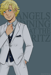 Angels Dining at the Ritz by xxsymmetryxx