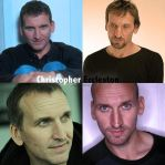 Christopher Eccleston -collage- by AmbrixMUSE