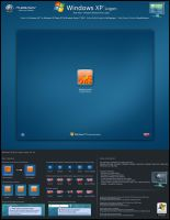 Blue Vista - XP B. Logon v1 by mjamil85