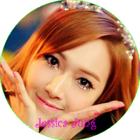 Jessica SNSD [Circle PNG] by PowerBerry10