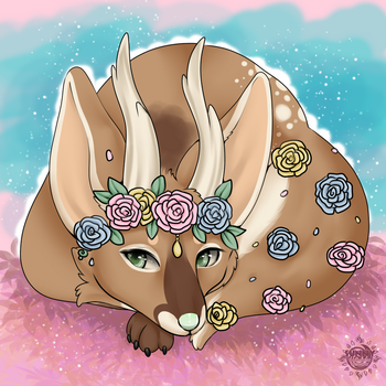 Resting Peace by celestialsunberry