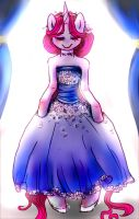 Dateless at the Prom by MelodyBell