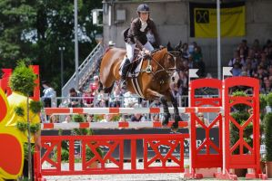 3DE Show Jumping Phase Stock 16 by LuDa-Stock