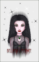 Bellatrix Lestrange by CelticCry