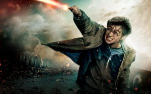 Harry Action Wallpaper Officia by HarryPotter645