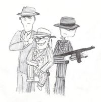 A Gang of Eds by Trumpeteer34