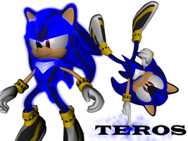 Chaos Hedgehog - Teros by Adreos