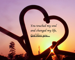 God Bless You... by Lifes-what-u-make-it