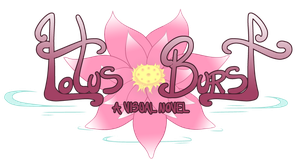 Lotus Burst Logo by Kalisama