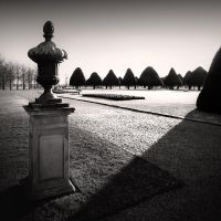 Hampton Court Gardens II by Jez92