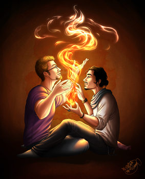 Fire and Air by Lienwyn
