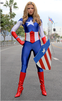 American Dream Costume by appleworms