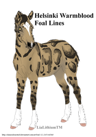 Foal Design for EndingStories by LiaLithiumTM