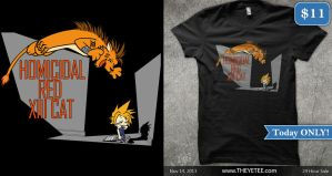 Final Fantasy 7 T-Shirt by loststrips