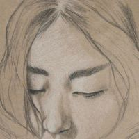 Girl Sketch2 by ChinMa