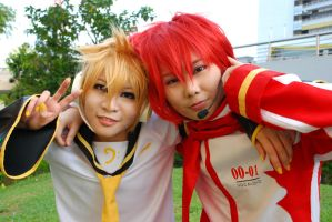 Brothers FTW.. +Vocaloid+ by ashteyz