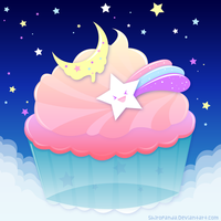 Dream Sky Jello by shiropanda