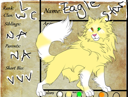 EagleStar .:Ref:. WOTF-O by Frozen-Icicles