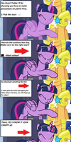 MLP Tutorial: How To Make A Pony Base On Paint by RealPinkieDianePie