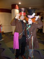 MaD HattErS x2 by Blue-Neptune