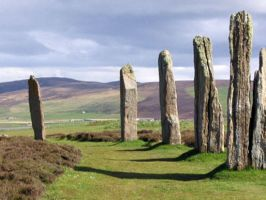 Ring of Brodgar by piglet365