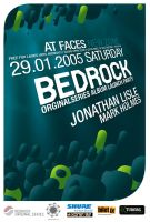 BEDROCK at faces by can