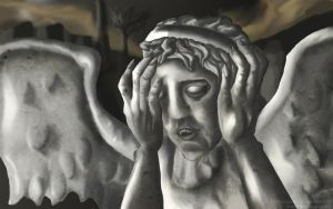 Weeping Angel by fongsaunder