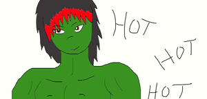 Katan Is Hot by SwedenGirl