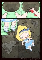 Alice in Zombieland - page 2 by lost-angel-less